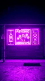 aesthetic neon purple wallpapers aesthetics violet grunge collage roxo parede 4k papel lonely quote gambar app paling bagus lavender wallpapersafari