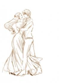 poses reference drawings words things couple dancing drawing romantic sketch figure aesthetic easy romance lynlynlora kitchen hand