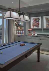 pool table dining modern tables bar lighting basement games luxury rooms cool billiard fabulous try gaming space setup cue playroom