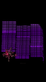aesthetic purple wallpapers iphone sad edgy phone quotes backgrounds screen trendy dope mobile audrey desktop pop