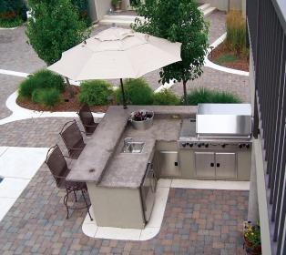 53 Design Ideas for Your Outdoor Kitchen (con imágenes
