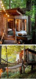 tree houses treehouse backyard interior modern cool amazing tiny club luxury cozy architecture masters build simple diy place adult buildings