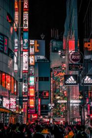 aesthetic japan wallpapers japanese tokyo backgrounds behance background pastel fujin collage anime find discovered neo iphone project website weheartit urban
