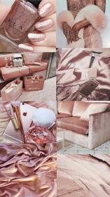 aesthetic rose wallpapers iphone collage makeup cor theme pastel girly lindaa nossa purple mode gory rosa baggrunde soede bella parede