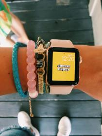 vsco aesthetic apple bracelets scrunchies jewelry wallpapers cases vibes accesorios macbook iphone band pura vida summer series bands joias face