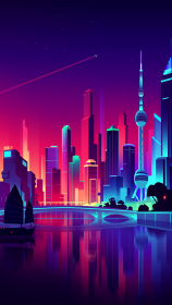 wallpapers vaporwave aesthetic neon iphone 4k mobile minimalist android 1080p painting retro backgrounds futuristic magazine cyber some flat minimal phone