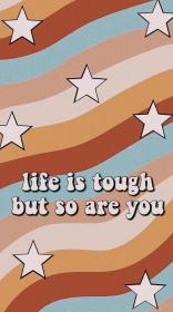 vsco wallpapers aesthetic stars backgrounds iphone quotes collage words retro quote tough motivation groovy coloree star fondos pantalla fall imac