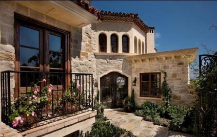 casas fachadas balcon pisos exterior dos rusticas stone french country homes freshome google piedra stucco modernas kb everyone should know