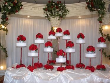 bodas decoraciones salon quinceanera para bases decoracion pastel xv el cake cakes paso elegante stands sweet party wedding salons hawaiidermatology