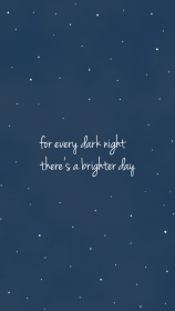 navy lock screen phone iphone sky background stars wallpapers midnight dark quotes backgrounds pretty its brighter discover inspirational