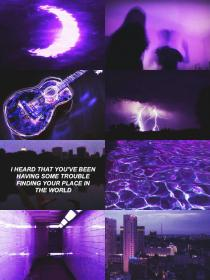 aesthetic purple collage wallpapers violet collages backgrounds aesthetics colors lavender pastel random iphone low quotes ravenclaw infp universexox cancer goth