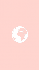 icons globe highlights instagram story yellow covers aesthetic pink iphone backgrounds icon insta highlight wallpapers cute travel app stories ios