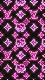 Hello kitty wallpaper Pink wallpaper iphone, Edgy