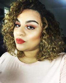 curly hair short natural round face hairstyle hairstyles designs trends