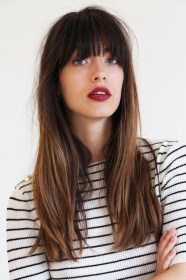 best and newest bangs long hairstyles intended for best 25 blonde hair bangs ideas on pinterest blonde hair fringe
