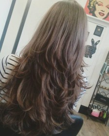 current layered long haircut styles intended for 25 trending long hair with layers ideas on pinterest hair