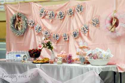 party birthday diy sweet ballet dance decorations themes themed projects celebrations