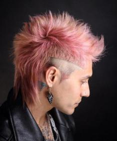 25 Best Edgy Hairstyles For Guys Men's Edgy Haircuts