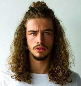 curly hair haircuts hairstyles guys styles mens menshairstylestoday curl curls blonde haircut hairstyle cuts cool fade short updo partial polished