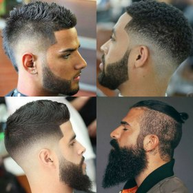beard fade faded styles short haircut fades beards hairstyles types haircuts cool long tapered hair trim skin facial shape barber