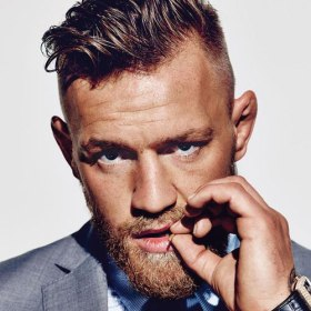 The Conor McGregor Haircut Men's Hairstyles + Haircuts 2020
