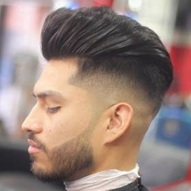25 Cool Shaved Sides Hairstyles & Haircuts For Men (2020