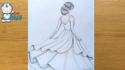 draw step drawing pencil drawings sketch farjana beginners academy sketches myhobbyclass simple