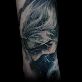 anime tattoo tattoos arm male manga sleeve inspiration japanese cool base satisfied certainly artistic pull rich choose leave hair