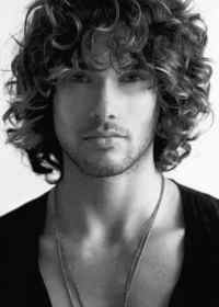 curly hair hairstyles cuts manly mens haircuts tangled evenly barber adventuring lengthened grow head before