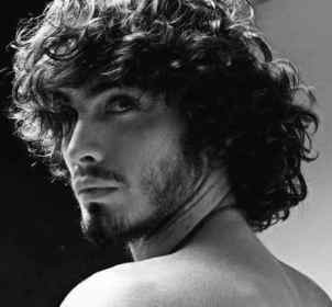 curly hairstyles hair mens cuts head barber grow wavy haircuts styles hairstyle thick medium manly tangled evenly adventuring lengthened before