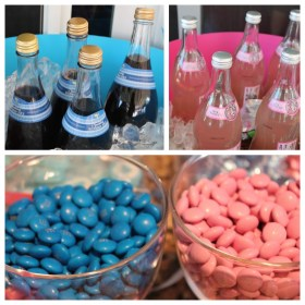 party reveal gender baby food parties shower suggestions pink cute idea boy easy cakes throwing own baton rouge maschietto cake