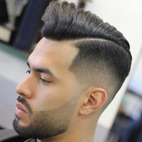 fade beard styles taper haircut mid classic eye catching