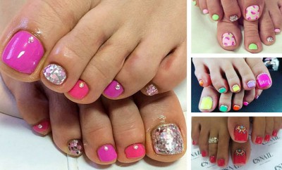 31 Easy Pedicure Designs for Spring StayGlam