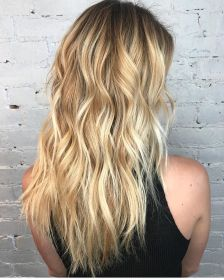hair long hairstyles layered haircut cuts haircuts blonde colors summer popular