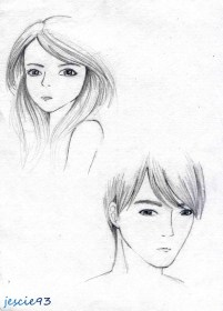 boy sketch drawing holding hands pencil drawings deviantart sketches boys easy propose crown flower paintingvalley login