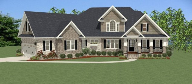 planos casas plan estados unidos eeuu craftsman elevation modernas creek fachadas estilos story traditional grandes plans estilo designs win gift
