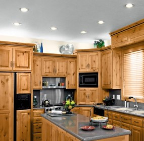 recessed lights lighting kitchens led far should install construction cabinets spacing er downlight buyer