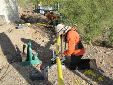 gas natural construction installations vs line retrofitting underground piping building homeowner