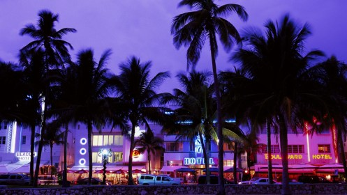 Miami, Neon, Summer Wallpapers HD / Desktop and Mobile