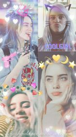 billie eilish aesthetic wallpapers backgrounds wallpaperaccess should