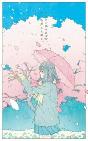 aesthetic japanese kawaii anime illustration drawing cute painting pastel wallpapers stars happy pretty アート 展示 backgrounds drawings wallpaperaccess illustrations asian