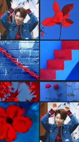 Red Blue Aesthetic Wallpapers Top Free Red Blue