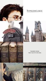 potter harry aesthetic wallpapers greepx