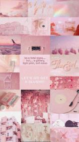 aesthetic pink pastel wallpapers soft