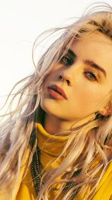 billie eilish hd wallpapers aesthetic 4k iphone mobile 1080p background ultra cool phones wallpapercave blonde