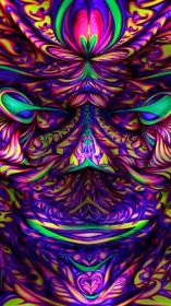 21 Trippy iPhone Wallpapers WallpaperBoat