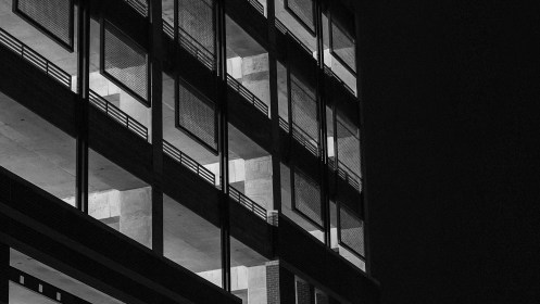 dark aesthetic building wallpapers architecture night redmi windows during bw wallpaperboat mu kb papers