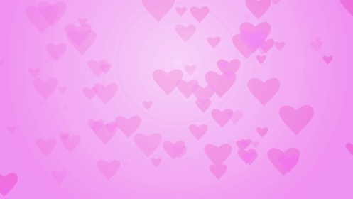 pink heart background hearts moving seamless loop gradient storyblocks motion