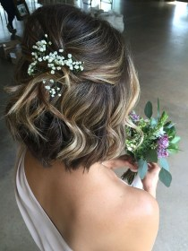 short hair wedding hairstyles hitched yes
