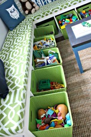 diy toy storage easy playroom baskets inspirational toys bins organization custom idea solutions bedroom built projects boxes bed around build